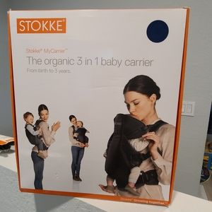 Baby stokke carrier
